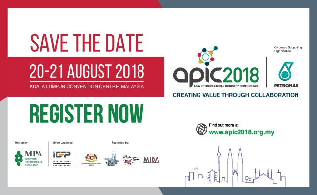 Asia Petrochemical Industry Conference (APIC) 2018
